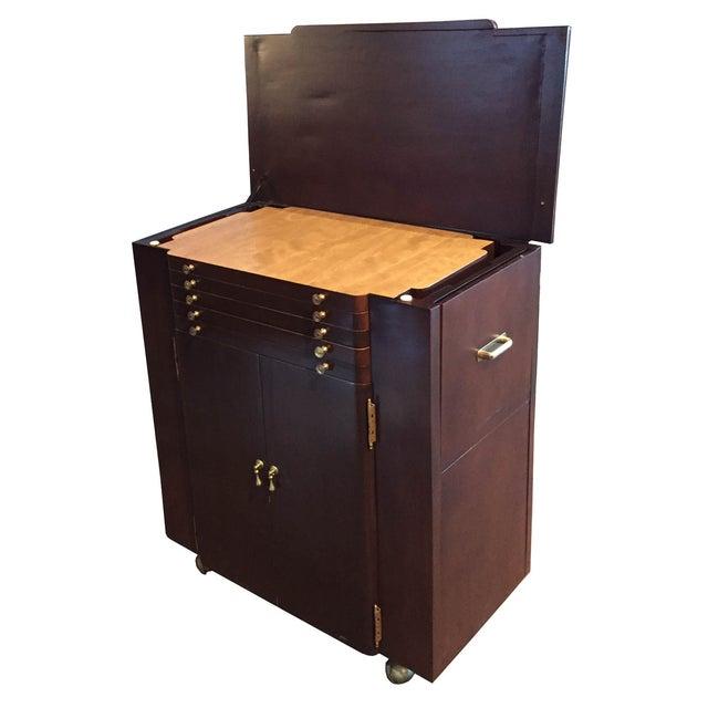Vintage Entertaining Cabinet - Image 1 of 4