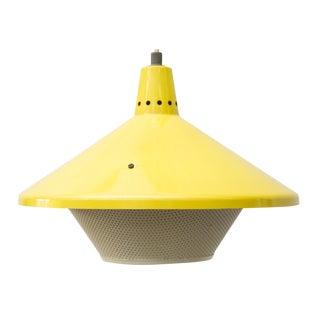 Philips Lemon Yellow Ufo Style Pendant