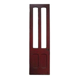 Double Panel Victorian Door