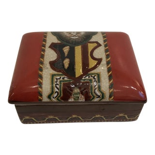 Traditional Porcelain Box