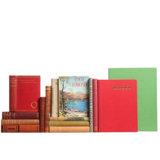 British Tour Books - Set of 15