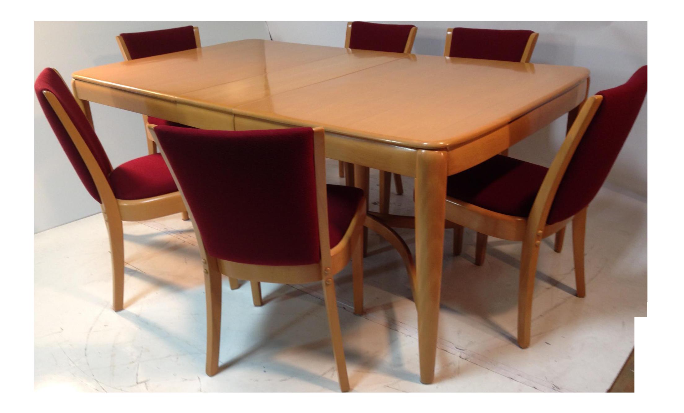 1940s Vintage Heywood Wakefield Dining Set Chairish : 7fd41cbc 2b88 4b2d 8943 3023cce5597easpectfitampwidth640ampheight640 from www.chairish.com size 640 x 640 jpeg 26kB