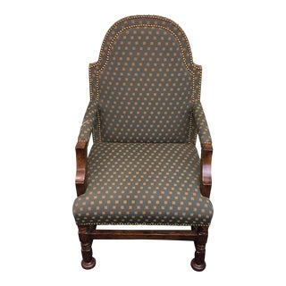 Charles Ll England Arm Chair