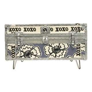 """XOXO"" Trunk Coffee Table"