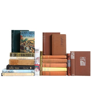 The Pearl S. Buck Library - Set of 19