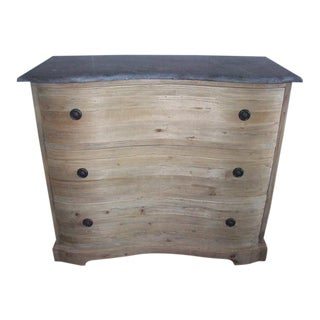 Bluestone Top Chest Drawer