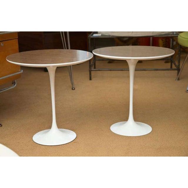 Saarinen Tulip End Table - Image 2 of 7