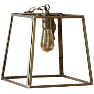 """Preble"" Trapezoid American-Made Lantern"