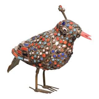 Bird Stone Collectible Table Sculpture