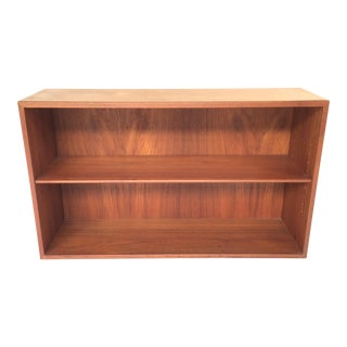 Børge Mogensen for Illums Bolighus Small Teak Bookcase