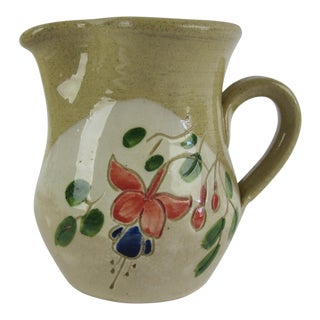 O'Neill Ireland Studio Pottery Pitcher