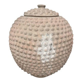 African Burkina Faso, Lobi Vessel or Pot