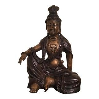 Buddhist Bodhisattva Statue