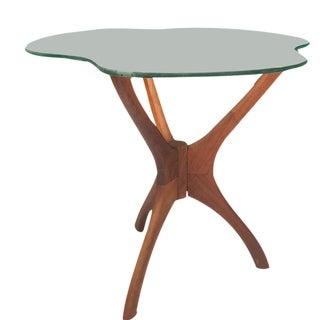 Vladimir Kagan-Style Side Table