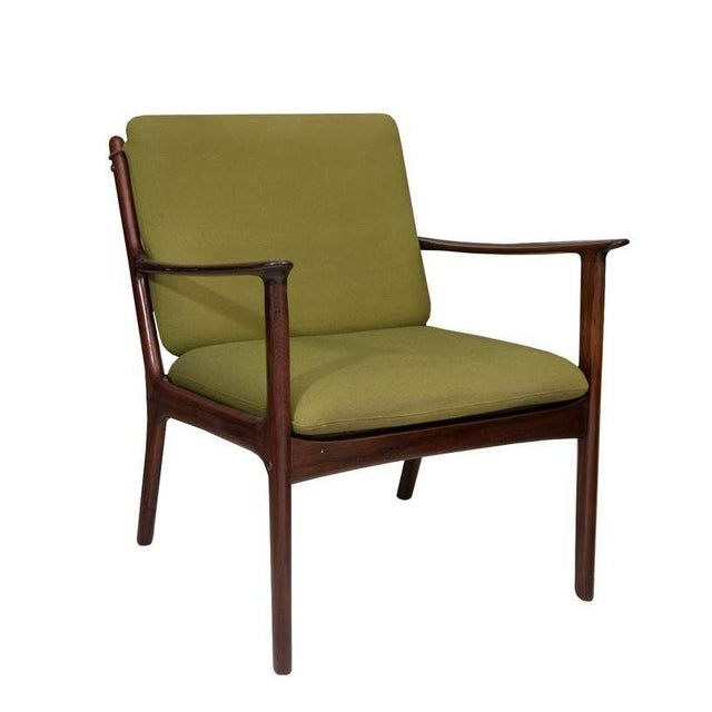 Ole Wanscher Rosewood Sofa and Chair Set - Image 6 of 10