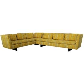 Edward Wormley for Dunbar Sectional Sofa