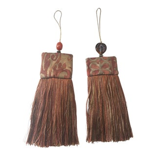 Custom Fortuny Tassels - A Pair