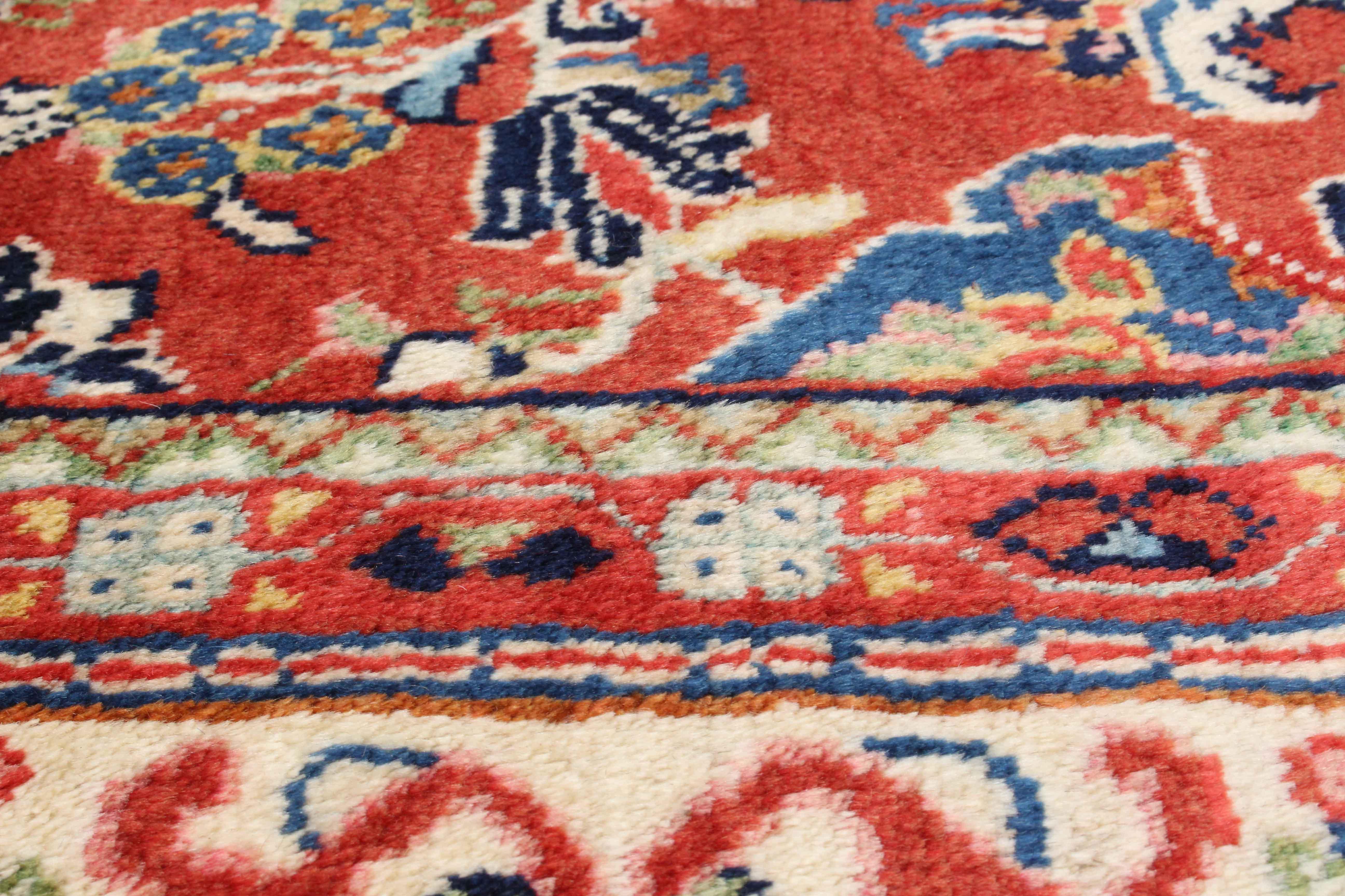 Vintage Mahal Persian Rug 6 10 Quot X 10 3 Quot Chairish