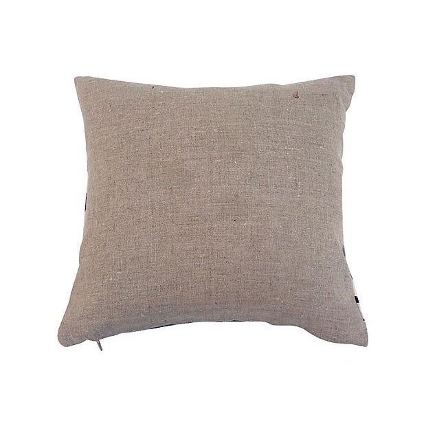 Suzani Embroidered Pillows - A Pair - Image 6 of 6