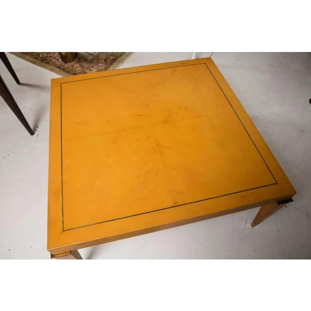 Mid-Century Coffee Table by Albano - Image 4 of 6