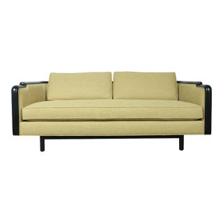 Light Green Danish Style Sofa