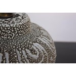Image of Design Technics Textured Ceramic Table Lamp