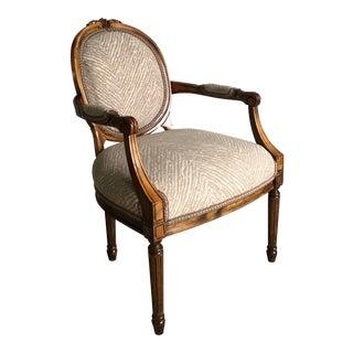 Antique Louis XVI Fauteuil