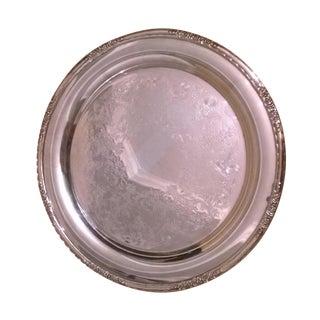 International Silver Company Platter
