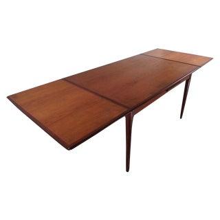 1959 Arne Hovmand Olsen Teak & Rosewood Danish Modern Table