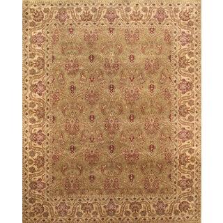 Pasargad Tabriz Oriental Wool Area Rug - 8'x10'