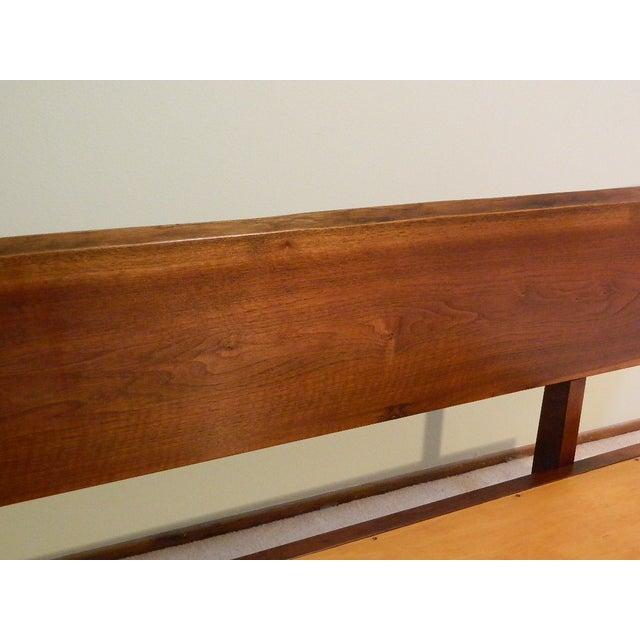 Image of Nakashima Sofa/Daybed with Back