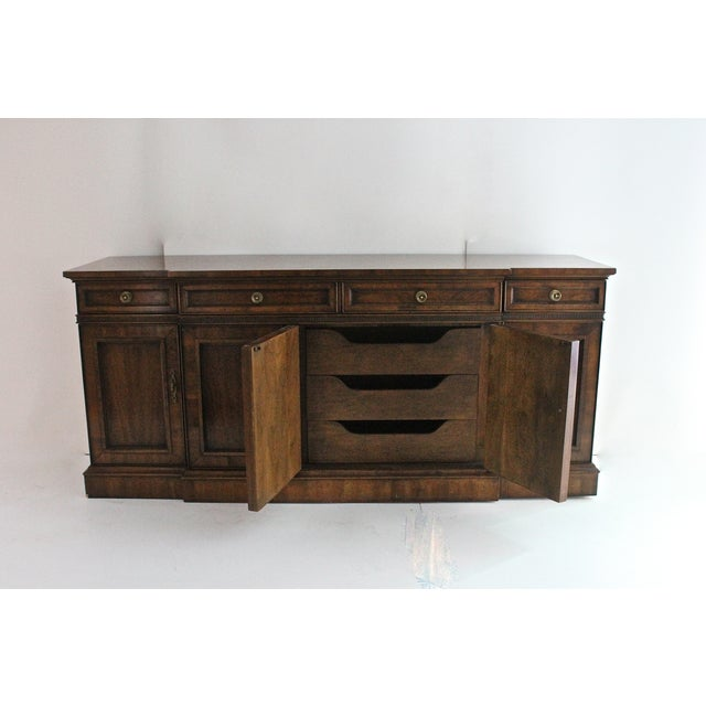 Fruitwood Credenza by Drexel - Image 3 of 3