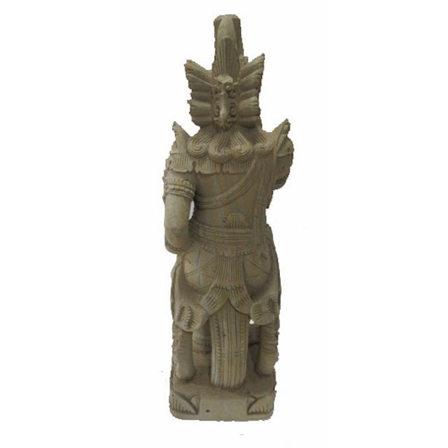 Hindu God Statues - A Pair - Image 3 of 9
