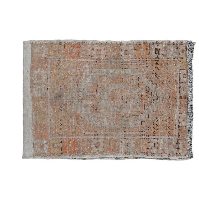 """Image of Oushak Square Rug - 2'10"""" x 3'9"""""""