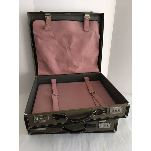 Image of Hartmann Skymate Vintage Hardcase Luggage - 2 Pieces
