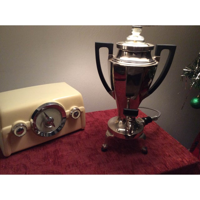 Early 20th-Century Percolator Lamp - Image 3 of 8