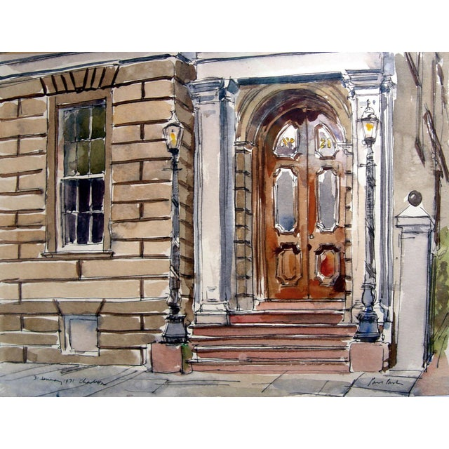 Charleston, #21 King St by Paul Parker - Image 1 of 2