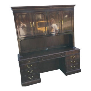 Sligh-Lowry Furniture Co. Hutch & Desk