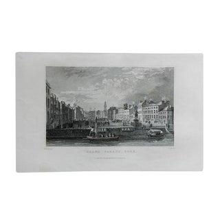 1845 Antique Print 9