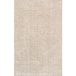 Pasargad Polyester & Cotton Area Rug- 5' X 8'