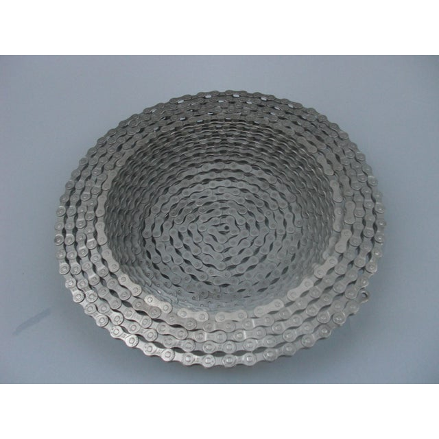 Bicycle Chain Bowl - Image 3 of 3