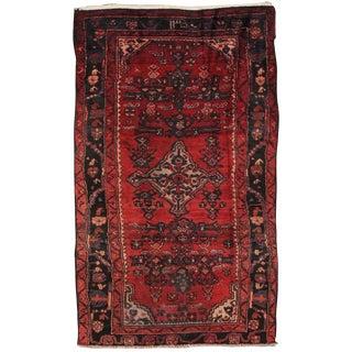 "Vintage Lilian Wool Area Rug - 3'11"" X 6'9"""