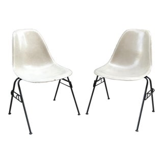 Herman Miller Shell Chairs - A Pair
