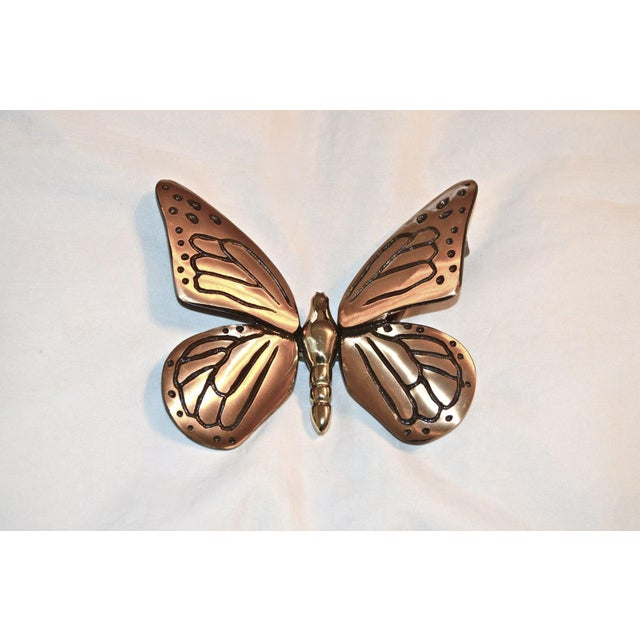 Black & Gold Butterfly Healy Door Knocker - Image 2 of 9