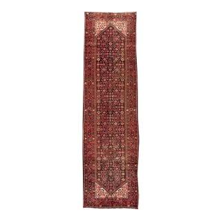 "Apadana - Vintage Persian Rug, 3'8"" x 13'2"""