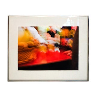 """Contemporary Abstract """"Movement"""" Photo"""