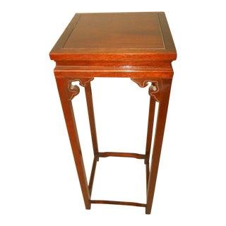 Vintage Gorgeous Baker Furniture Plant Pedestal Stand