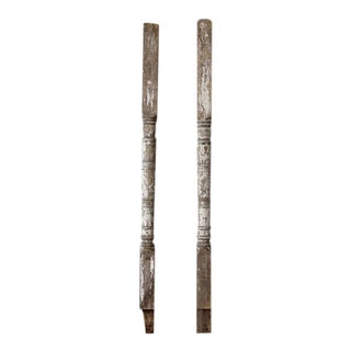 Antique Architectural Columns - A Pair
