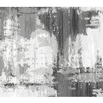 "Image of Gray Abstract Rug - 5' x 7'7"""