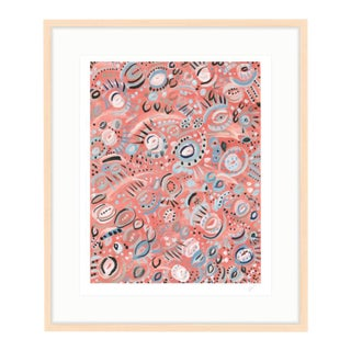 El Coral Watercolor Giclee Print